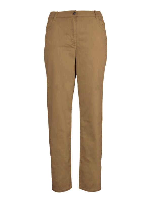 Color-Denim Jeans