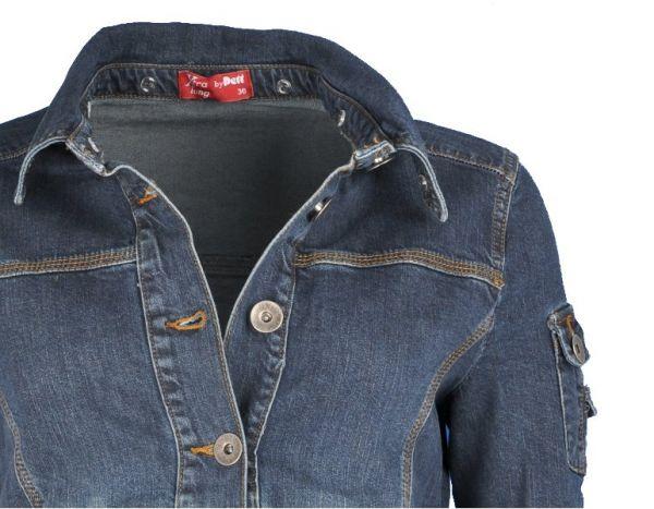 Jeans-Jacke blue denim