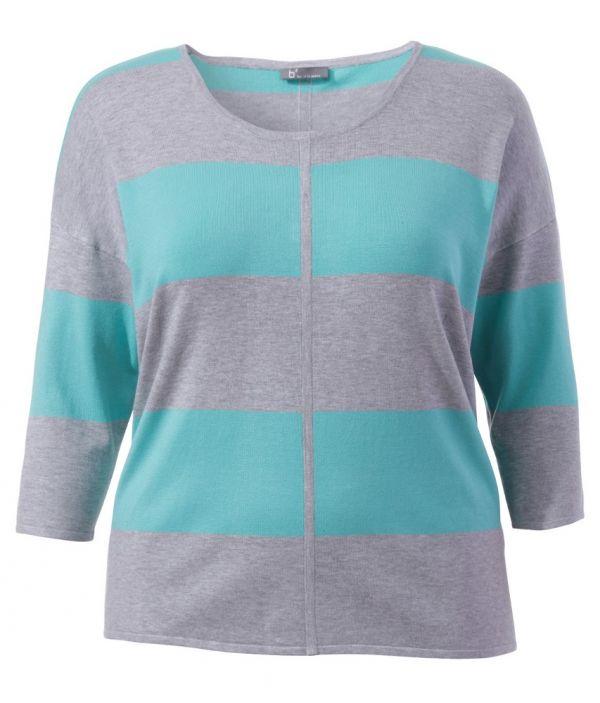 b² Oversize-Pullover