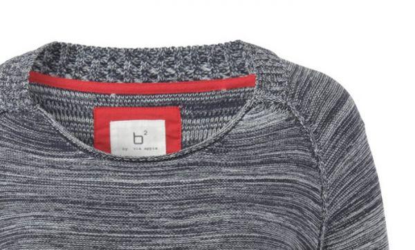 b² Baumwoll-Pulli