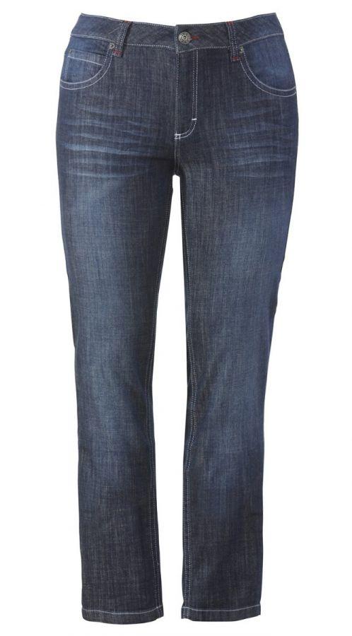b² Vintage-Look Jeans