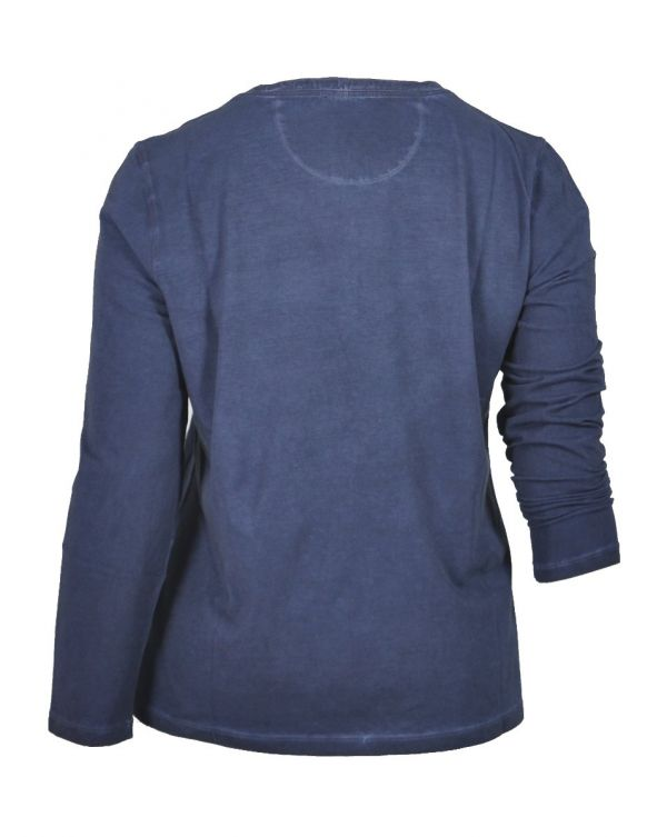 b² Langarm-Shirt
