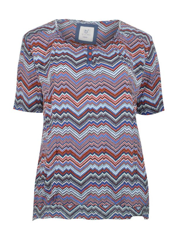 b² Modern Ethno-Shirt