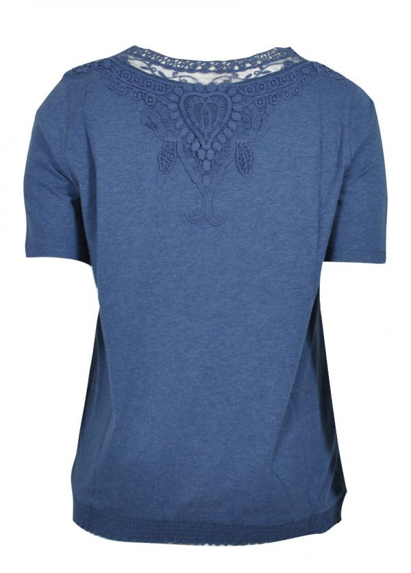 b² Shirt mit Spitze