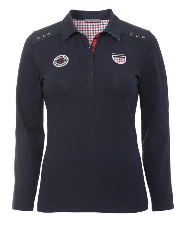 b² Polo-Shirt