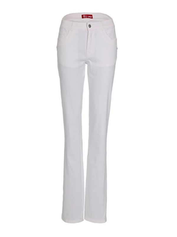 Bella Straight-Jeans