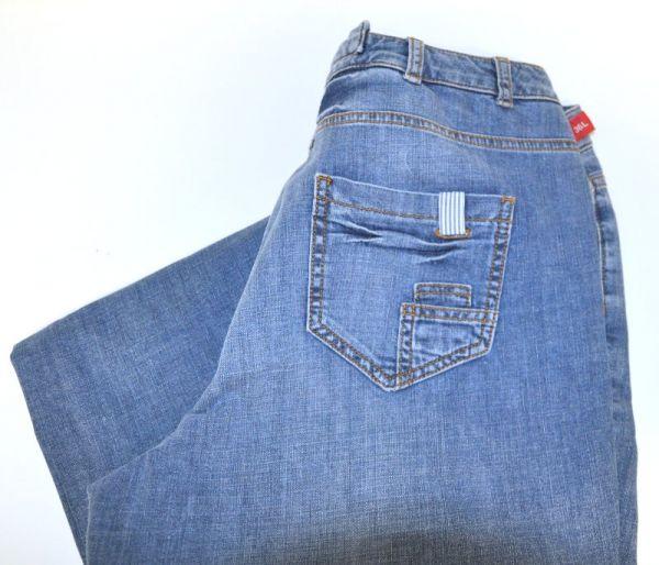 b² Jeans mit geradem Bein
