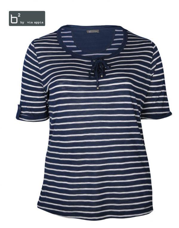 b² Shirt in Indigo