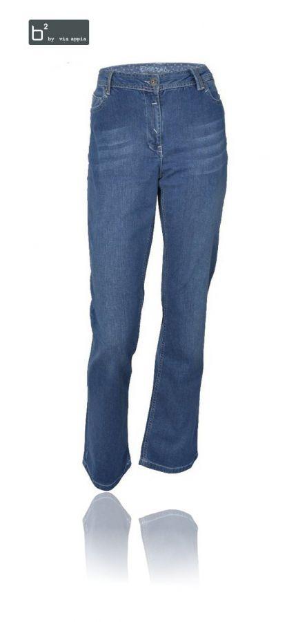 b² Jeans mit weitem Bein