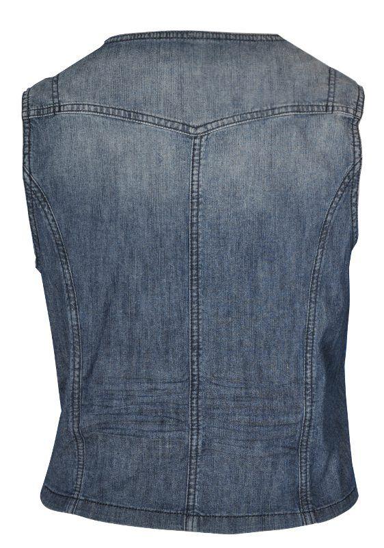 b² Jeans-Weste