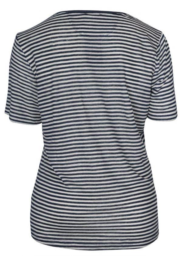 b² Leinen-Shirt