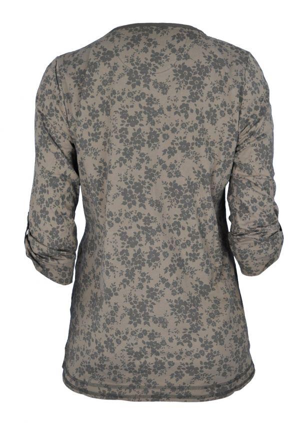 b² 3/4-Arm Shirt